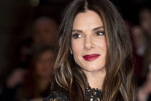 Sandra Bullock landed the top spot with earnings of $51m last year