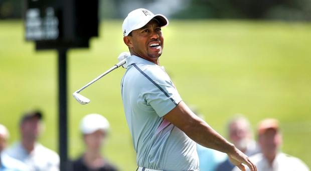 Tiger Woods' body can no longer keep up with his competitive instincts. Photo: Joe Maiorana-USA TODAY Sports