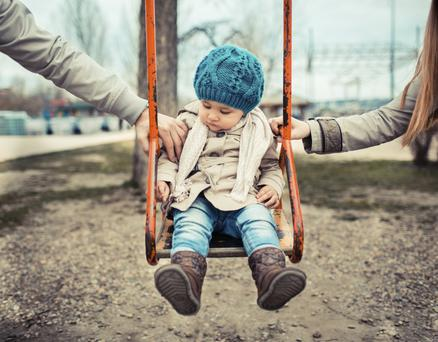 Karen Kiernan, CEO of One Family, says separation or divorce is never easy for children, but that if the topic is broached sensitively, it can help them to adjust.