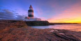 Hook Head Lighthouse, voted