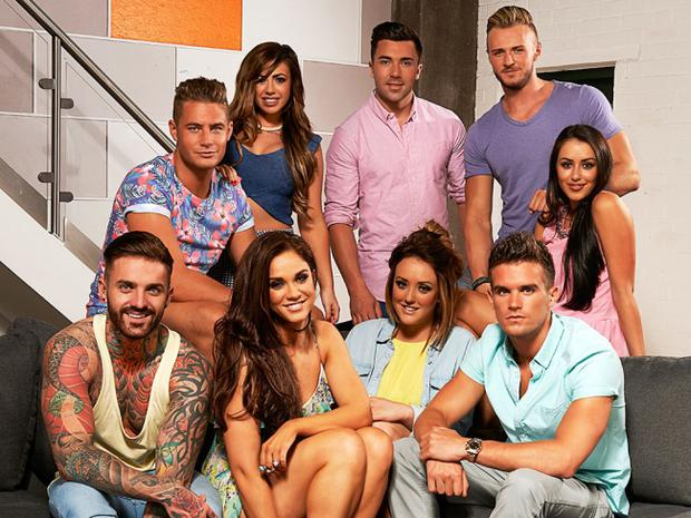 Geordie Shore Season 8 cast