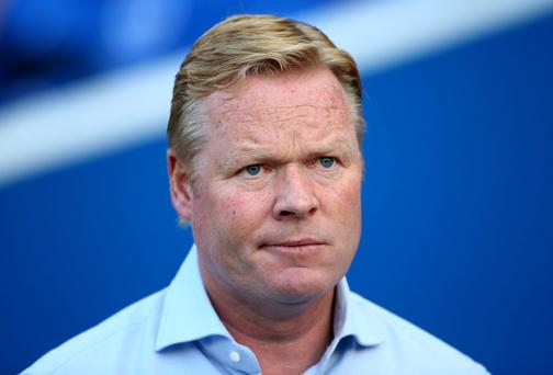 Southampton manager Ronald Koeman says the club's recruitment policy for players will centre around young talent. Photo: Charlie Crowhurst/Getty Images