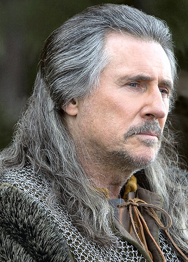Gabriel Byrne in Vikings