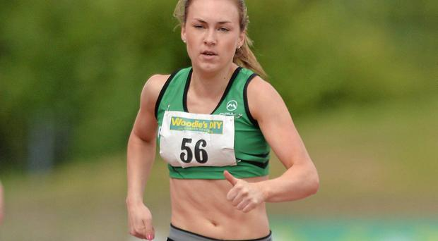 Niamh Whelan has been passed fit to compete in next week's European Championship. Matt Browne / SPORTSFILE