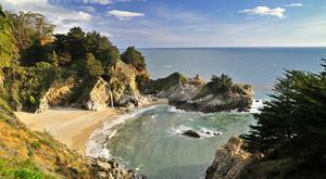 McWay Falls, Big Sur, Julia Pfeiffer Burns State Park