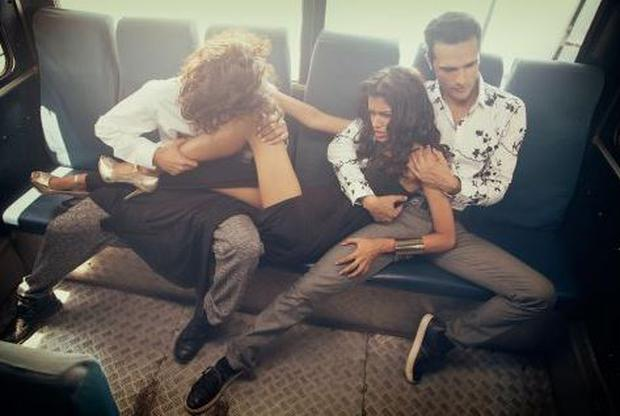 The photo shoot which has outraged India