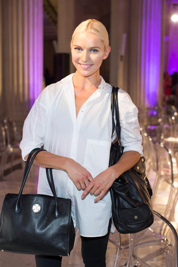 Teodora Sutra pictured at the launch of Dublin Fashion Festival 2014