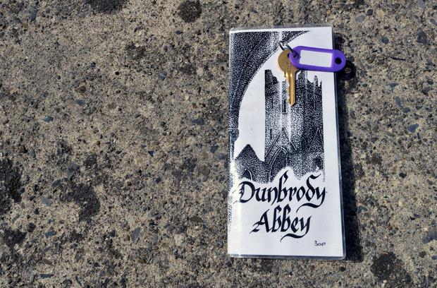 dunbrody abbey key.jpg