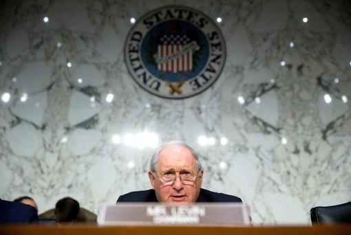 Senator Carl Levin, chairman of the US Senate Permanent Subcommittee on Investigations, has branded Ireland a tax haven and said the IRS should stamp out inversion