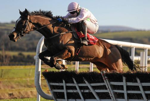 Paul Townsend looking to capitalise on Ruby Walsh's absence. Ramsey Cardy / SPORTSFILE