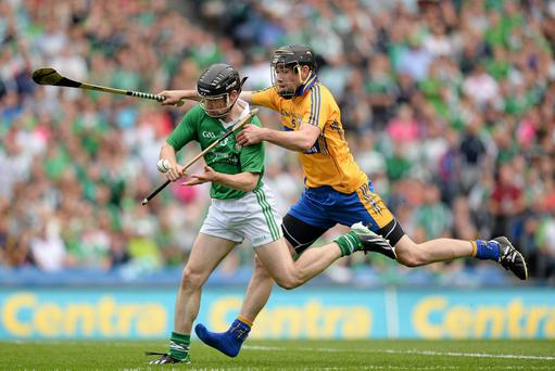 Limerick bombed against Clare - there's no other way of putting it