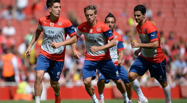 FOOTBALL AHEAD: Charity, sorry Community Shield today and Premiership starts Saturday