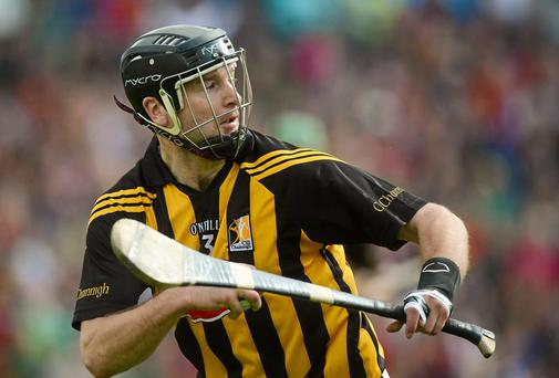 29 July 2012; JJ Delaney, Kilkenny. GAA Hurling All-Ireland Senior Championship Quarter-Final, Kilkenny v Limerick, Semple Stadium, Thurles, Co. Tipperary. Picture credit: Brian Lawless / SPORTSFILE