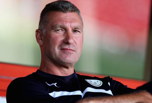 Nigel Pearson's side have sets their sights higher than survival