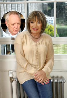 Frank Maloney as Kellie: 'I wasn't born into the right body. I have always known I was a woman.'
