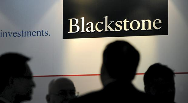 Blackstone Group was one of those named.
