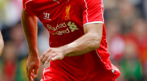 Liverpool's Dejan Lovren is the perfect replacement for Jamie Carragher says Liverpool manager Brendan Rodgers