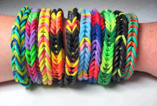 Loom bands have been the craze of the summer