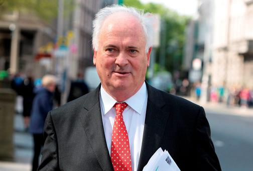 Former Taoiseach John Bruton: Home Rule supporter. Photo: Tom Burke