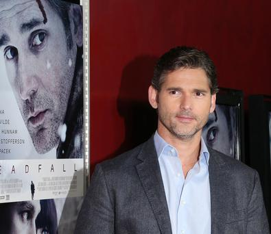HOLLYWOOD, CA - NOVEMBER 29: Actor Eric Bana attends the premiere of Magnolia Pictures'