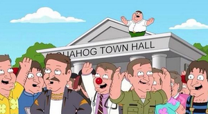 Robin Williams 'Family Guy' episode