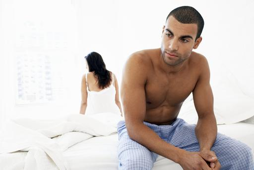 In many cases, men who were so-called 'toy boys' went on to form a relationship with a woman significantly younger than themselves. Picture posed. Thinkstock Images