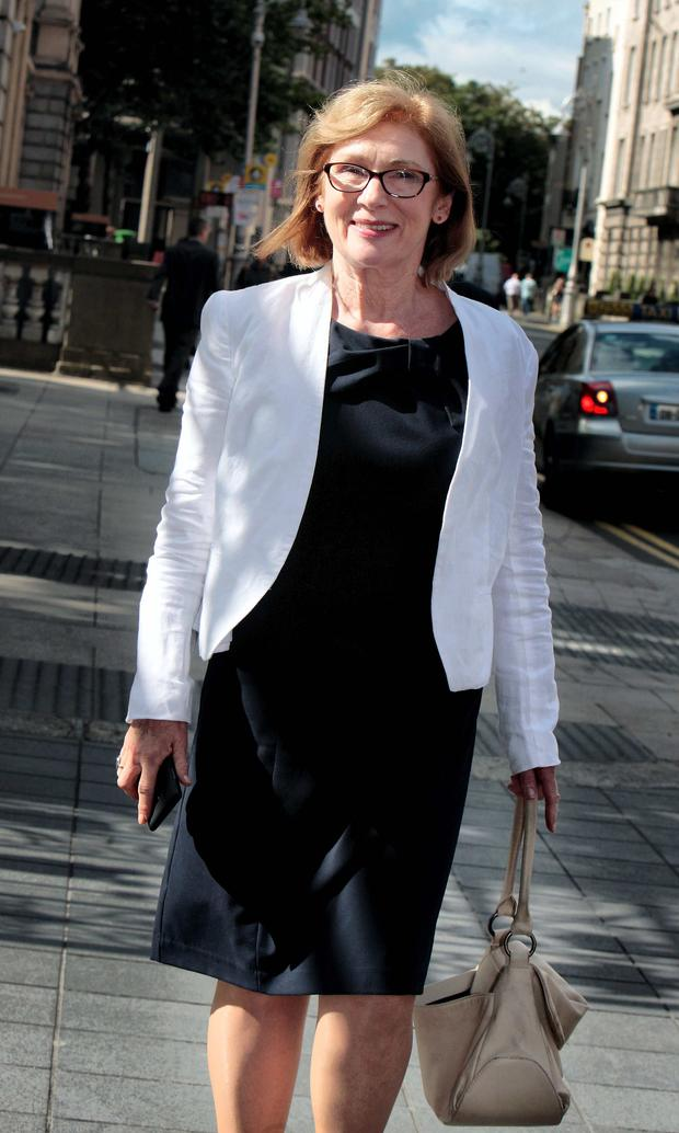 Education Minister Jan O'Sullivan wants more of a focus on early childhood education in creches. Photo: Tom Burke