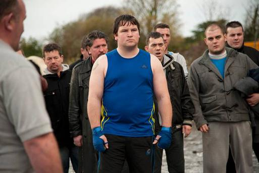 John Connors in 'King of the Travellers'