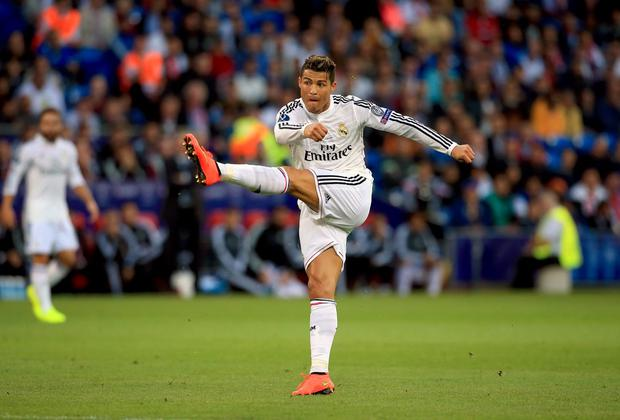 2cf32c7e2c2 Cristiano Ronaldo is targeting a clean sweep of trophies with Real Madrid  this season. Photo