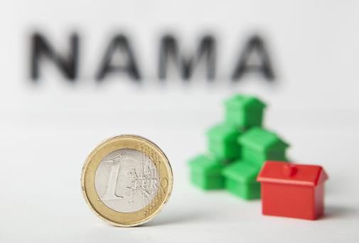 The government appear keen to wind down NAMA ahead of the next general election. Newscast/UIG via Getty Images