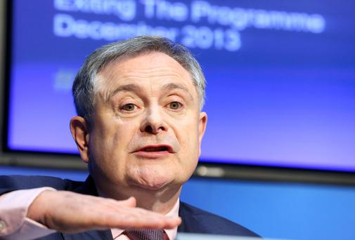 Brendan Howlin Minister for Expenditure and Public Reform. Photo: Frank McGrath