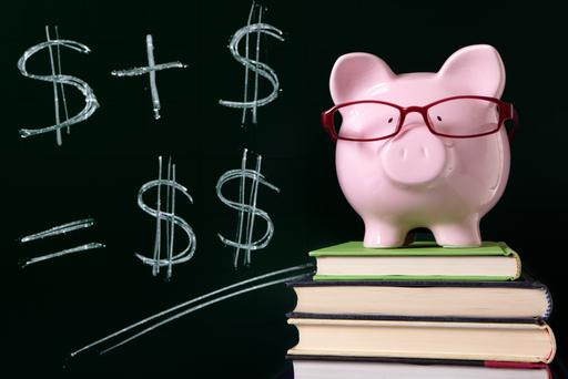 The average cost of books, equipment and uniforms for a child starting school for the first time is estimated at €345 by Barnardos.