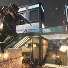 Call of Duty: Advanced Warfare - Exo Boost in action