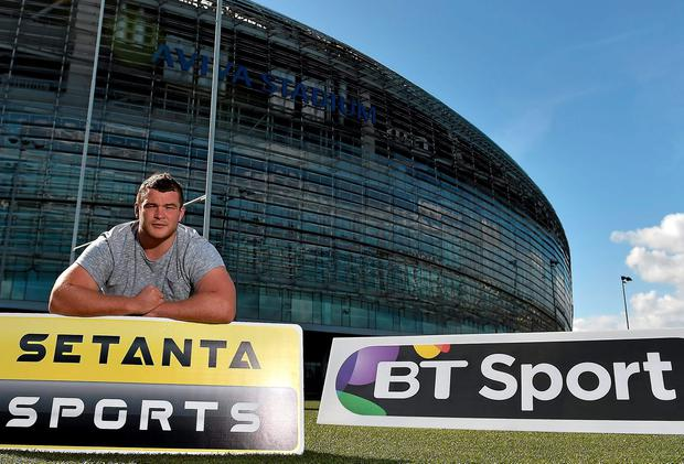 Leinster prop Jack McGrath has clear targets for the new season. Picture credit: Pat Murphy / SPORTSFILE