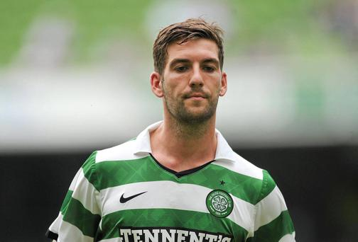 Charlie Mulgrew, Glasgow Celtic