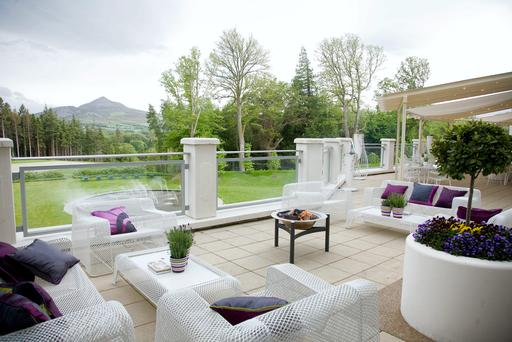 The Powerscourt Hotel, Enniskerry, Co Wicklow