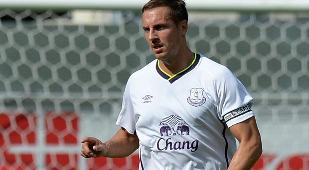 Everton captain Phil Jagielka insists that the Merseysiders will be competitive again this season.