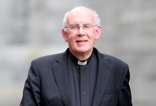 Cardinal Brady should have resigned in 2010 according to one of Smyth's victims, writer Brendan Boland. Photo: Frank Mc Grath