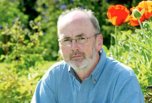 Author Niall Williams