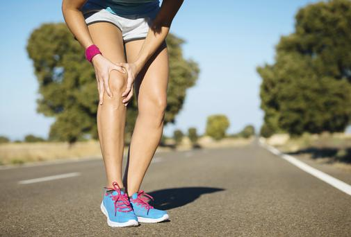 Sports injury: listen to your body