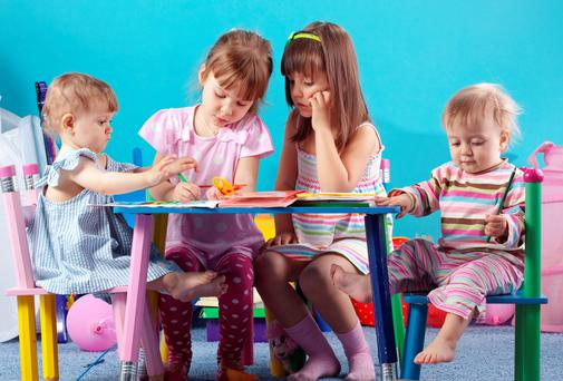 Most of the toys that really take off with children are low-tech, cheap and simple