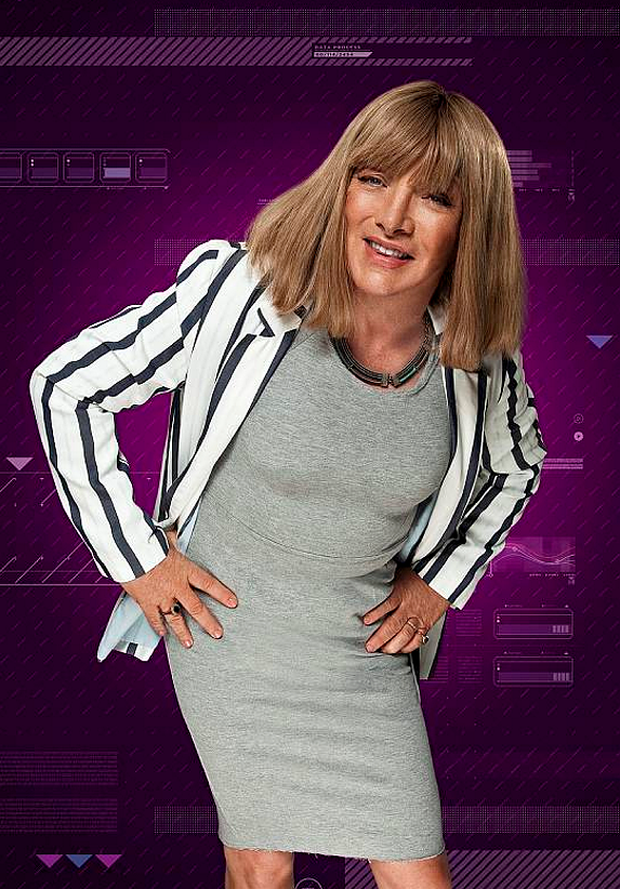 Celebrity Big Brother 2014 contestant Kellie Maloney
