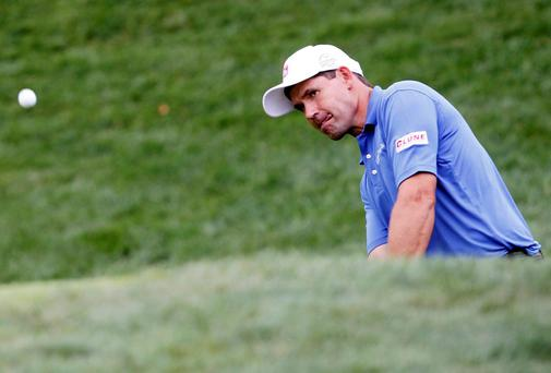 Padraig Harrington is struggling now, but he paved the way for Ireland's golden age. Photo: REUTERS/John Sommers II