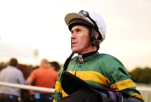 AP McCoy is on the verge of breaking his own record for the fastest 100 winners in a jumps season. Photo: Alan Crowhurst/Getty Images
