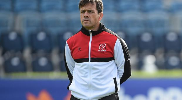 Allen Clarke has been appointed as the new forwards coach at Ulster. Photo: Brendan Moran / SPORTSFILE