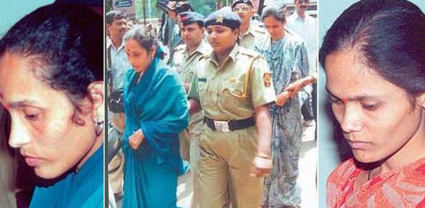 Renuka Shinde and Seema Gavit were convicted in 2001 - but their hopes are running out