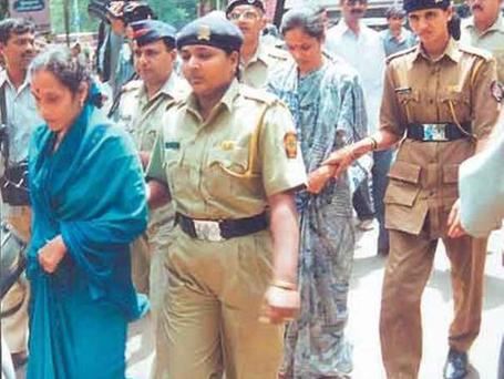 Sisters Renuka Shinde and Seema Gavit were convicted in 2001 of kidnapping and killing five children in Maharashtra