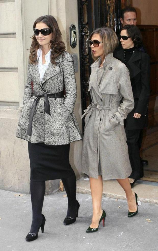Friends in high places: Victoria Beckham 'playing Cupid ...