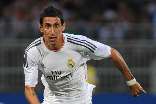 Angel Di Maria continues to be linked with a £50m move to Manchester United.
