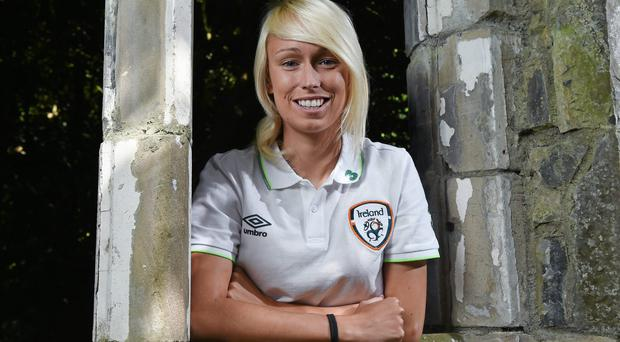 Stephanie Roche believes Ireland are well prepared to mount a late challenge for World Cup qualification. Photo: Barry Cregg / SPORTSFILE